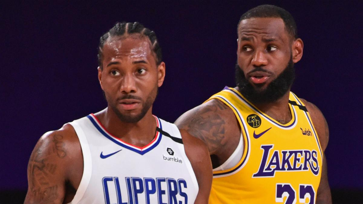 NBA 2020-21 season: Lakers-Clippers clash, Durant's Warriors reunion headline opening night