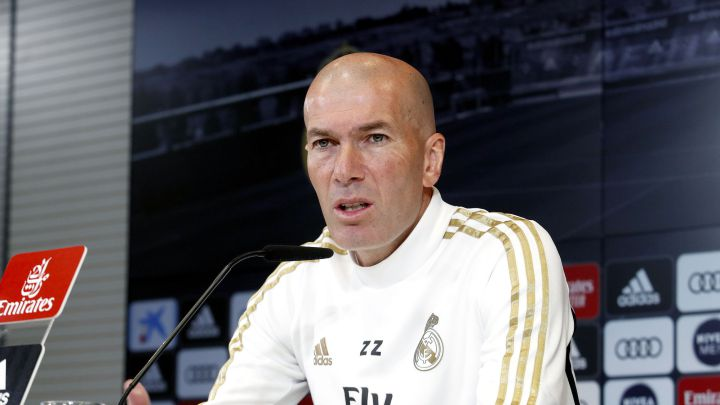 "Zidane: ""I've never seen myself as untouchable at this club"""