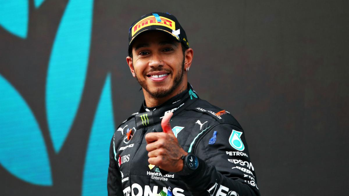 Hamilton cleared to make Abu Dhabi Grand Prix return