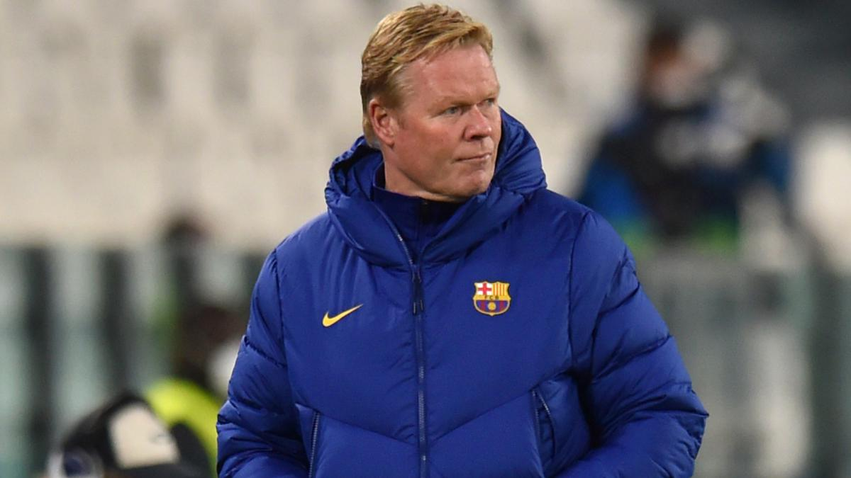 Koeman expects 'beautiful and open' game against title contenders Real Sociedad