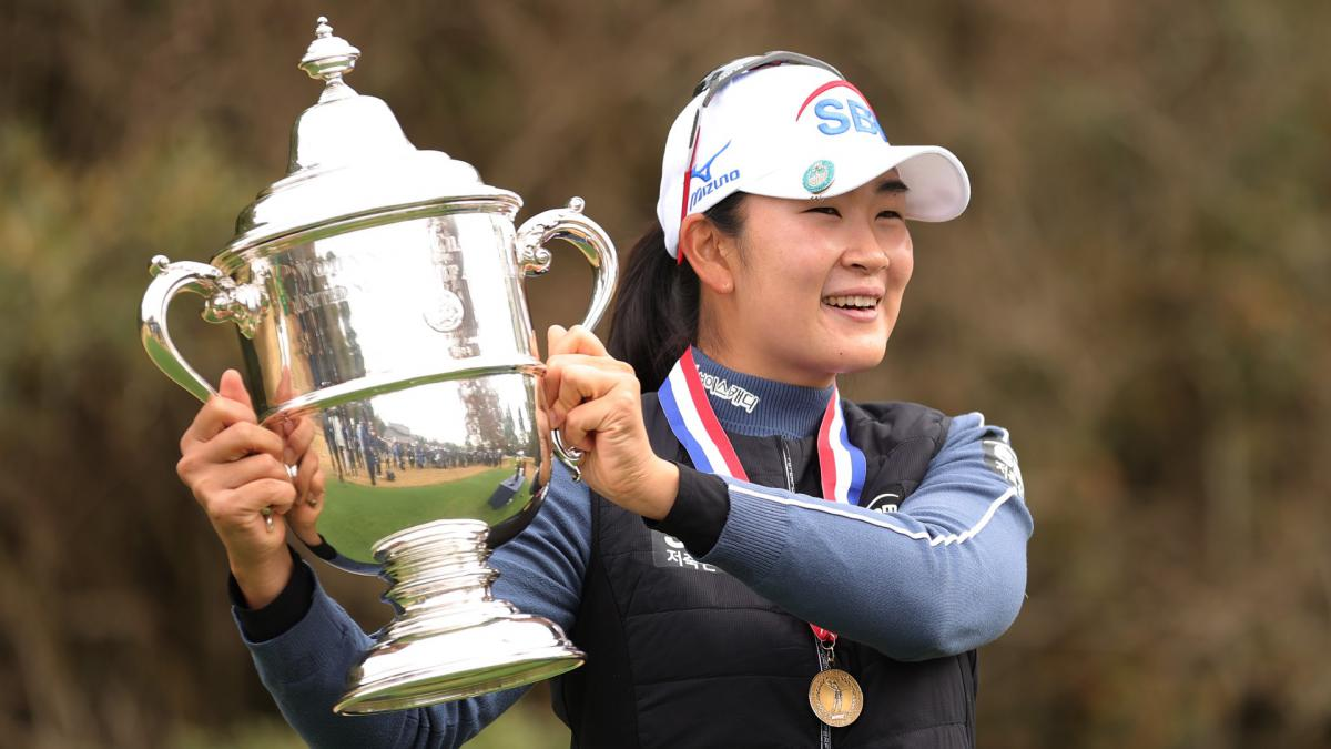 Kim claims historic U.S. Women's Open title with stunning comeback