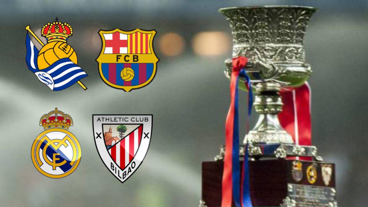 Super Cup 2021 Fussball