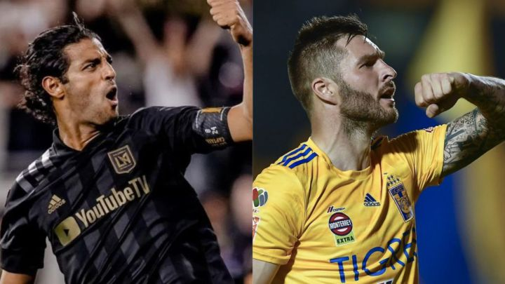 Carlos Vela and André-Pierre Gignac will fight for the Golden Boot in the Concachampions