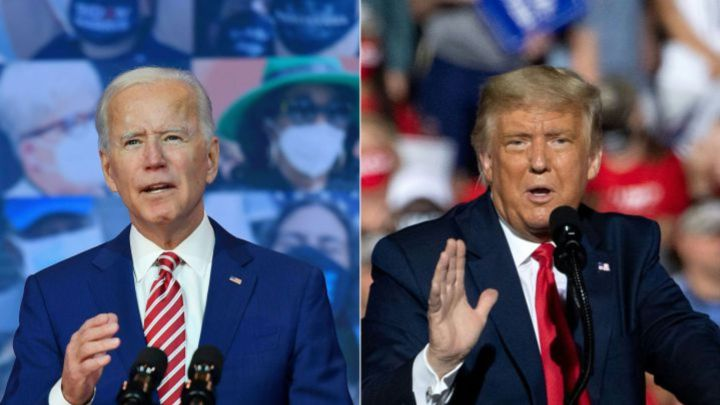 What have Trump & Biden said about second stimulus check?