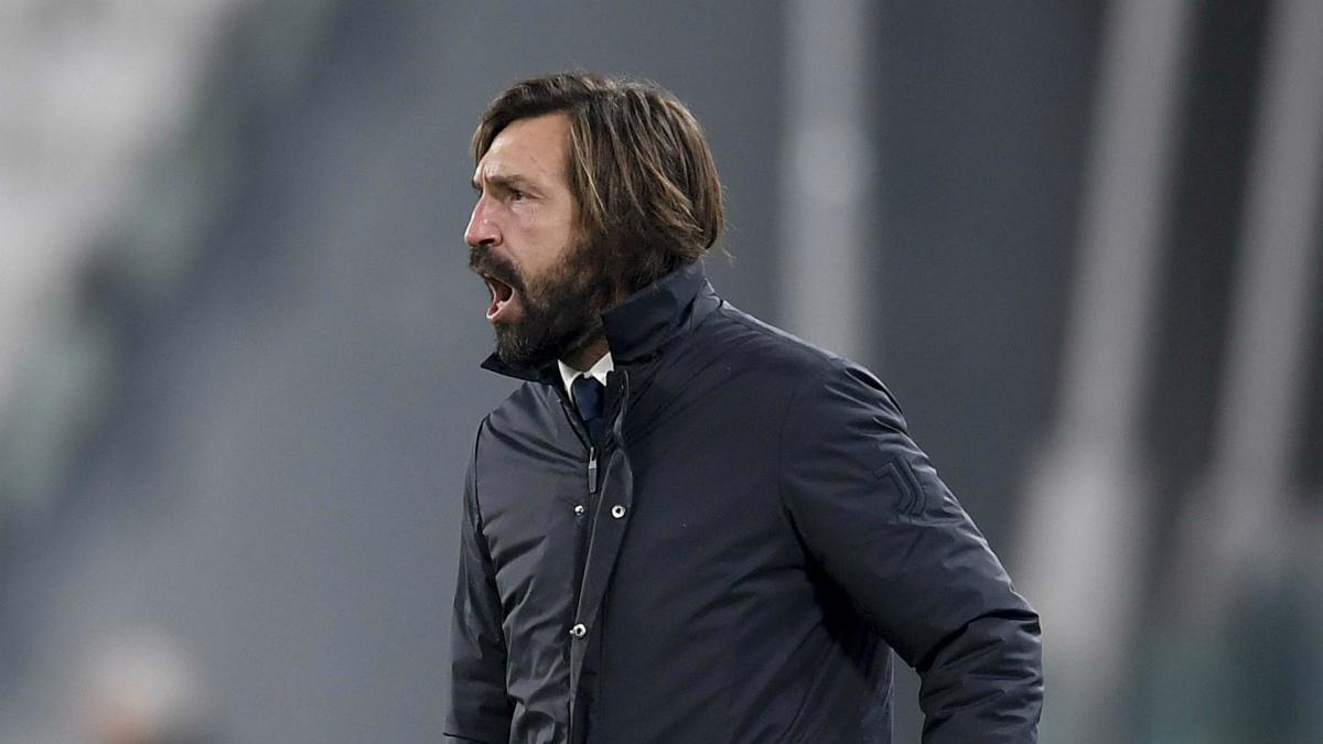 Pirlo on Juventus' heavy home defeat: If you start with the wrong attitude, this can happen