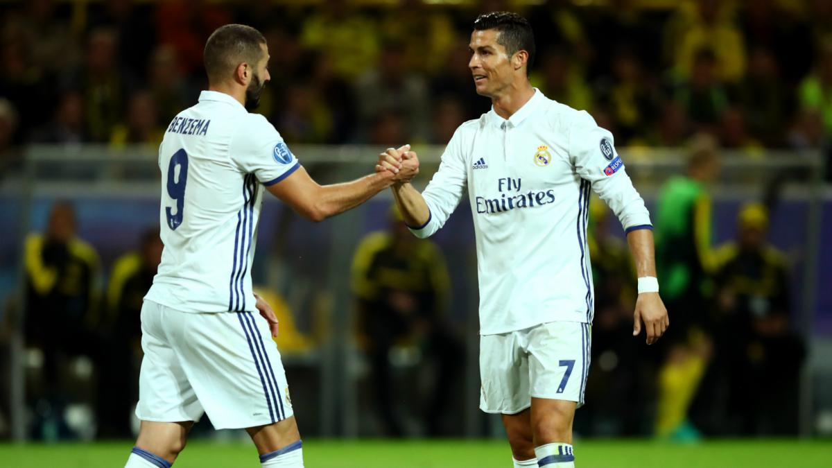 Cristiano Ronaldo 'improved' Karim Benzema at Real Madrid - Raymond Domenech