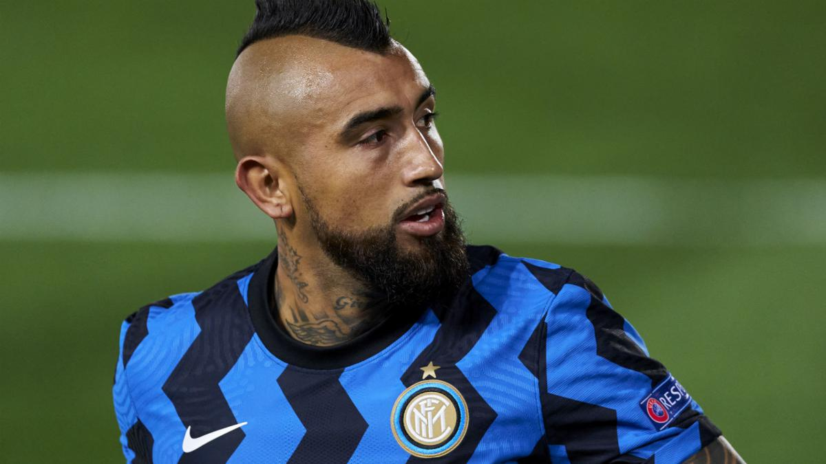 Vidal on Scudetto rivals: Juve pose the biggest danger to Inter