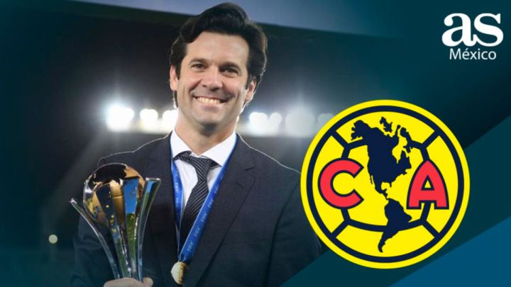 Club América signs new manager Santiago Solari