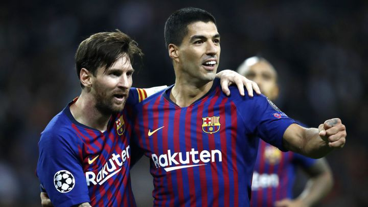 Lionel Messi and Luis Suárez could join Inter Miami in 2022