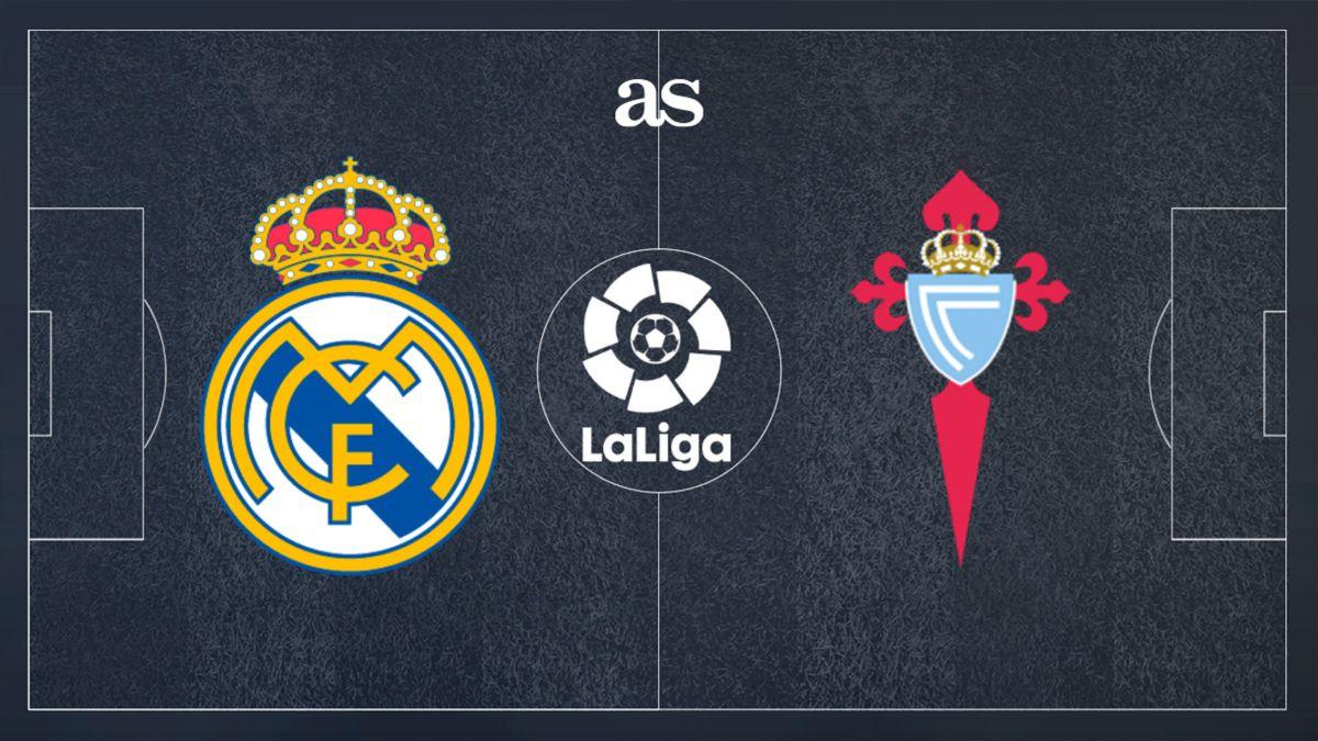 Trước trận Real Madrid vs Celta Vigo – Thống kê, dự đoán tỷ số, đội hình