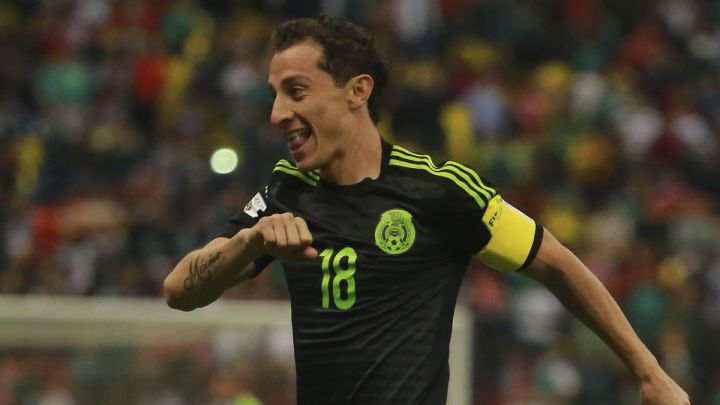 Andrés Guardado is about to complete his move to MLS