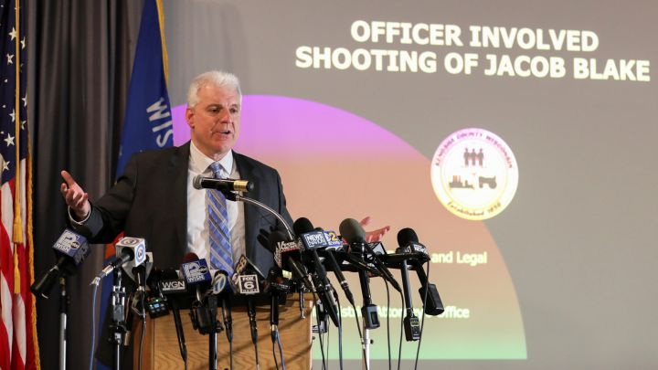Police officer who shot Jacob Blake won't face charges: what's the reason?