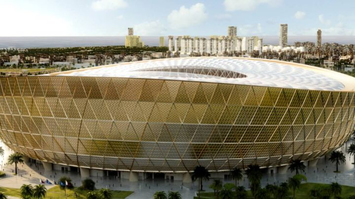 Iconic Lusail stadium set to stage 2022 World Cup final