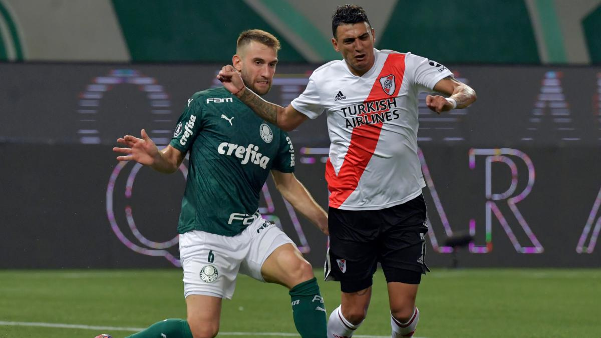 Palmeiras 0-2 River Plate (3-2 agg): Comeback falls just short in semi-final thriller