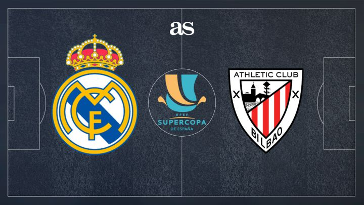 Real Madrid vs Athletic Club: how and where to watch - times, TV, online