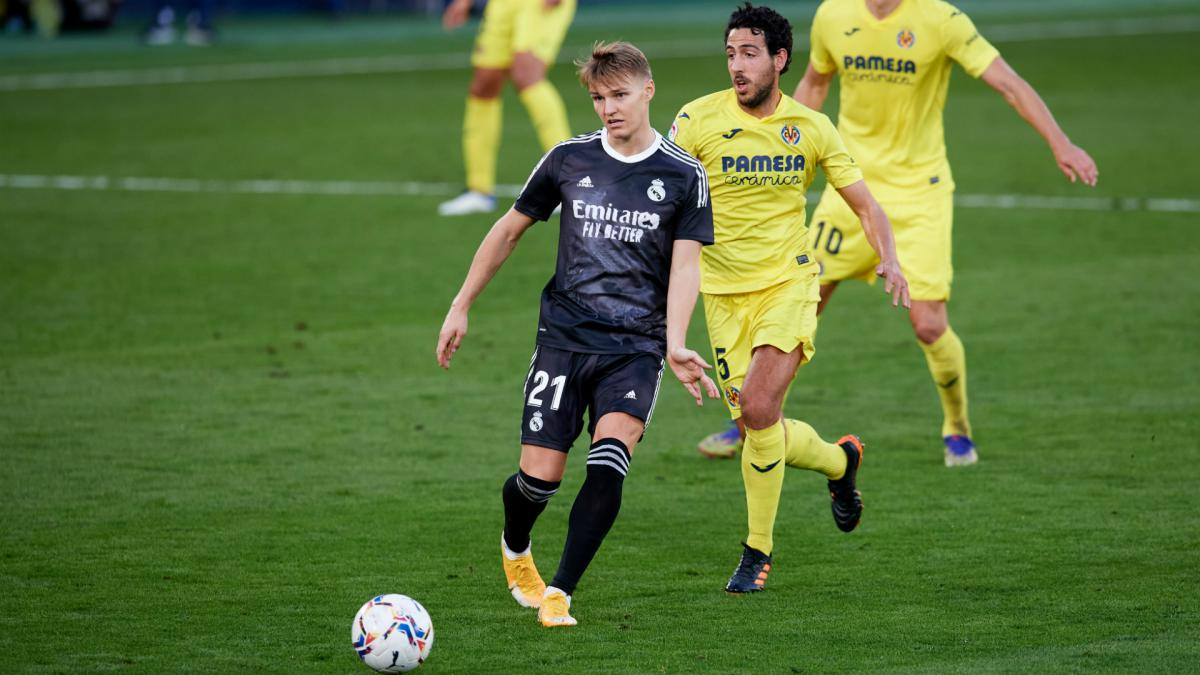 Odegaard will 'surely succeed' at Real Madrid, says Zidane