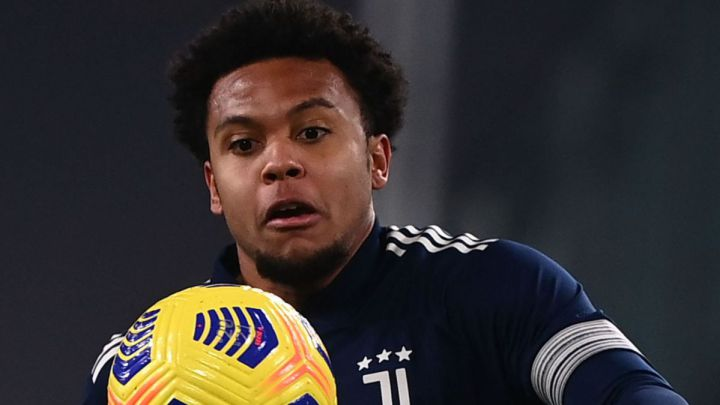 Weston McKennie could make his return against Inter Milan