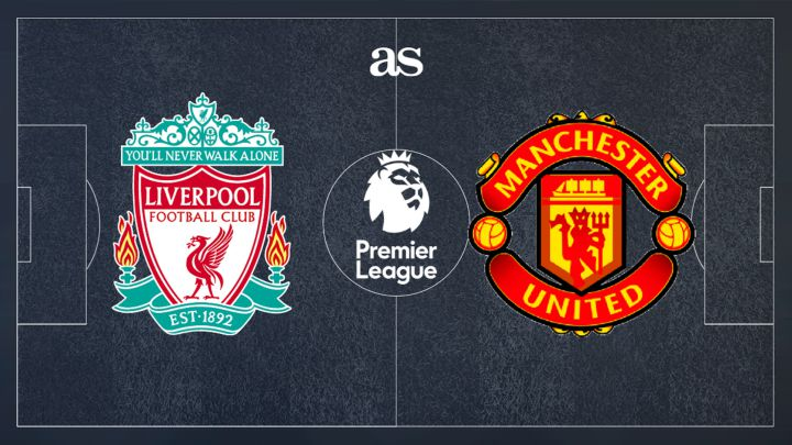 Liverpool vs Man United: How and where to watch - times, tv, online