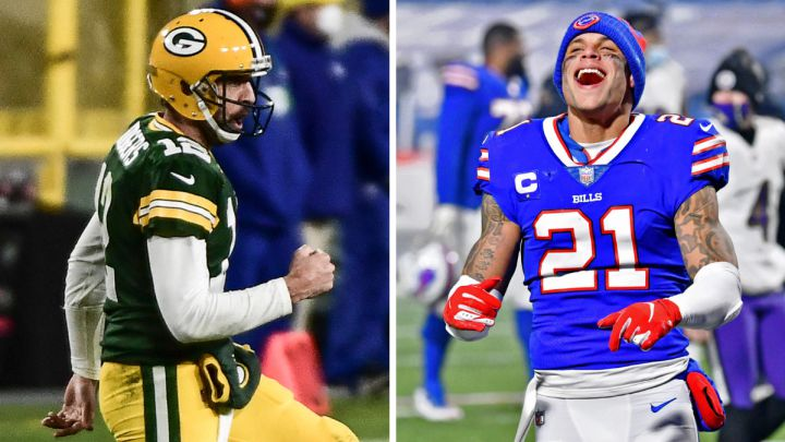 Rodgers leads Packers as Bills end drought with win over Baltimore