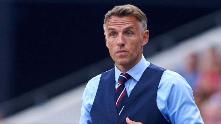 Inter Miami welcome Phil Neville as their new head coach