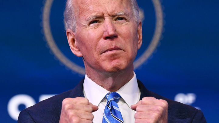 What is Joe Biden's plan for his first 10 days?