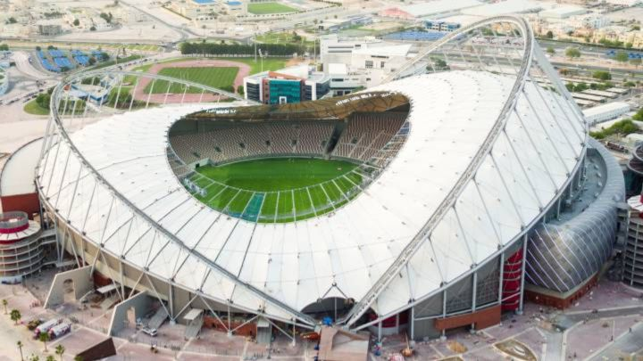 Khalifa International Stadium reinforces Qatar's national vision