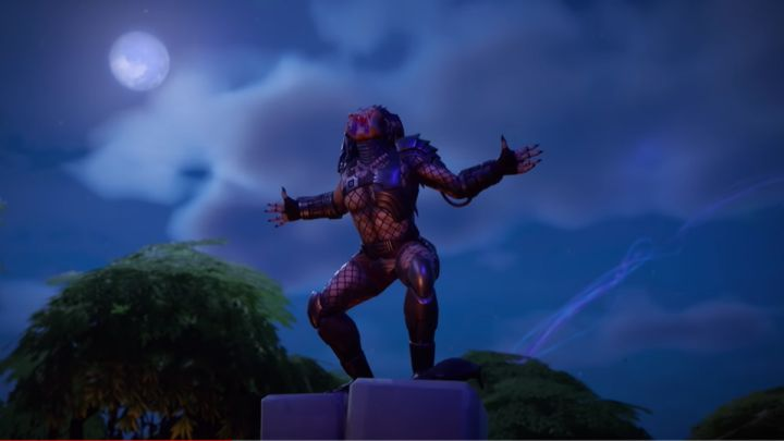 predator fortnite skin where unlock