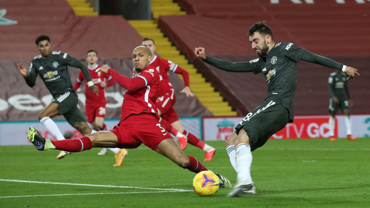Bruno Fernandes insists Liverpool are not 'playing poorly' ahead of Man Utd FA Cup clash