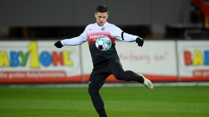 Jovic scores again as RB Leipzig fall at Mainz