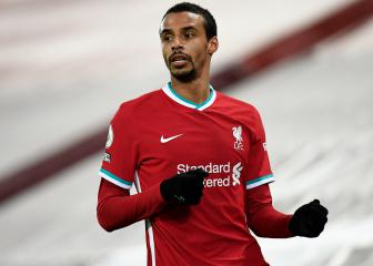 Klopp rues losing Matip to ankle ligament injury