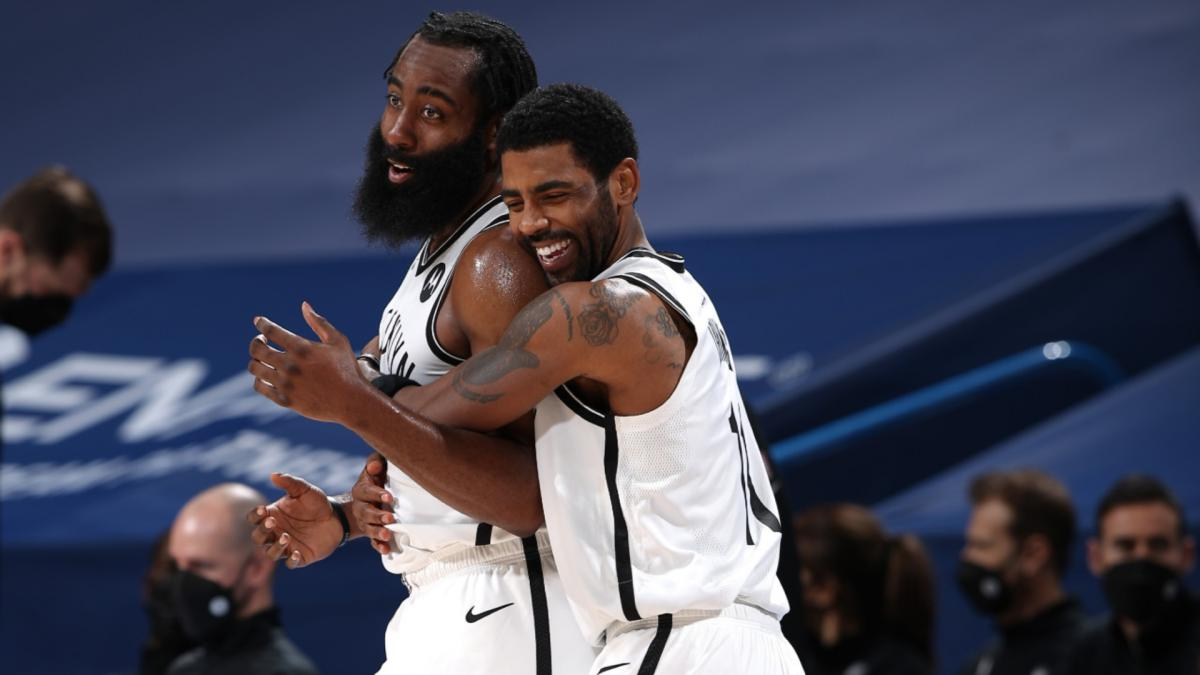 Harden's Nets in 37-year first, Ingles makes history with streaking Jazz