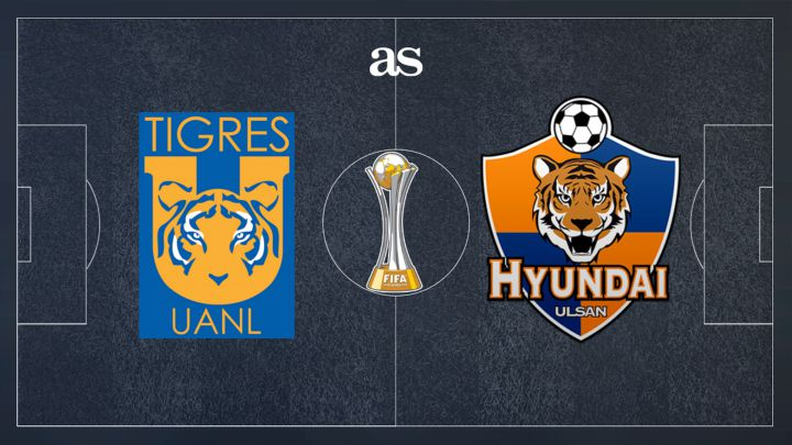 ​Club World Cup: Tigres vs Ulsan: how & where to watch - times, TV, online