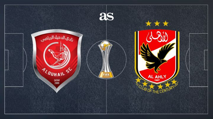 ​Club World Cup: Al Duhail vs Al Ahly: how & where to watch - times, TV, online