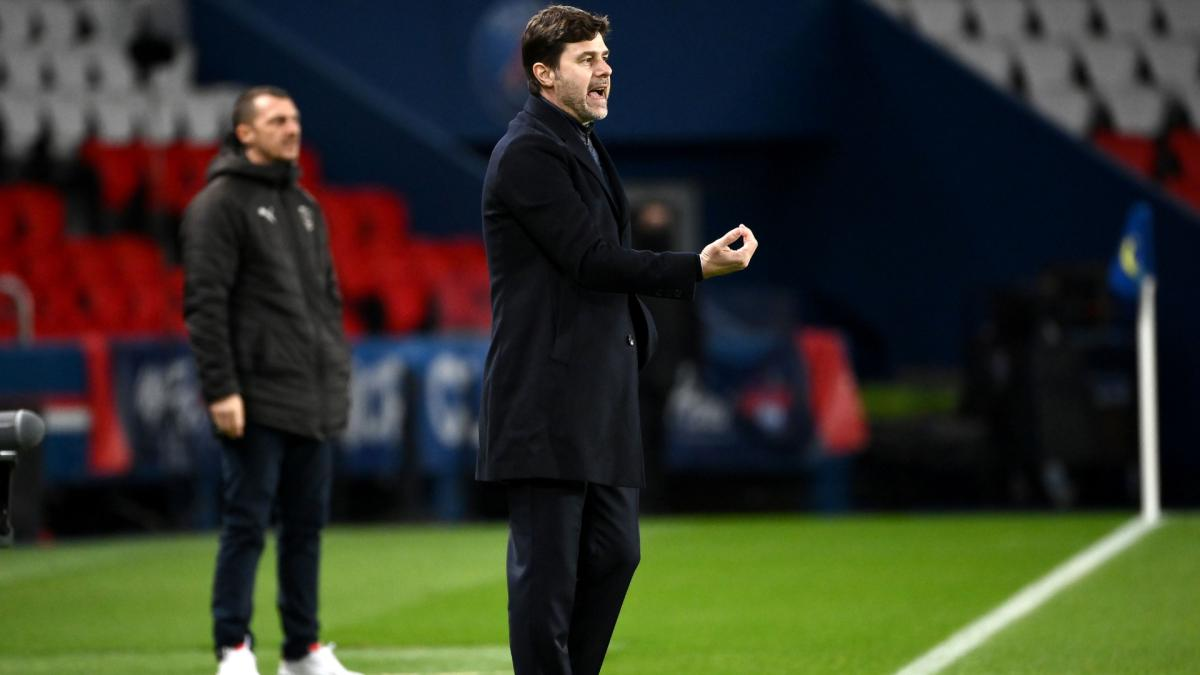 Pochettino says PSG will work 'in silence' after Messi talk angers Barcelona