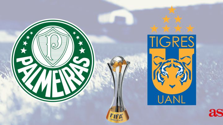 Palmeiras vs Tigres UNAL: FIFA Club World Cup: how and where to watch- times, TV, online