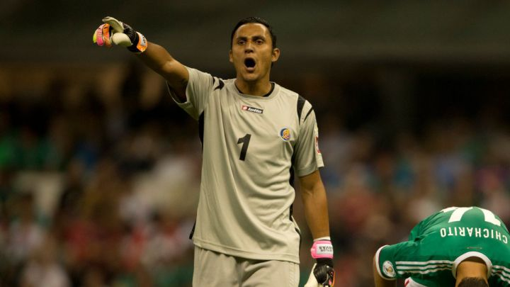 Keylor Navas named CONCACAF player of the decade