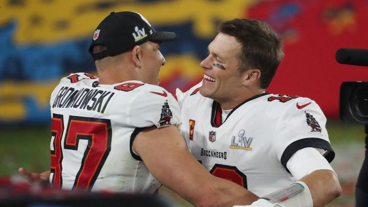 Why did Brady & Gronkowski go to Tampa Bay Buccaneers?
