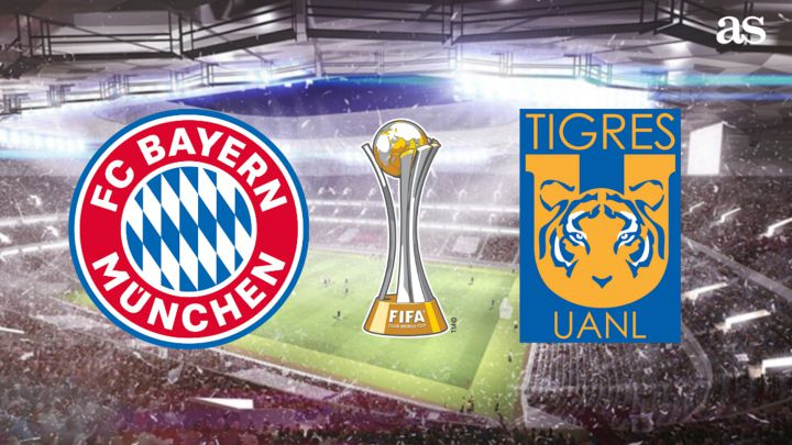 Bayern Munich vs Tigres: how and where to watch - times, TV, online