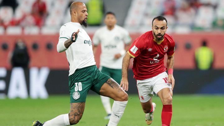 Felipe Melo: Palmeiras lost to a team that caused Bayern Munich trouble