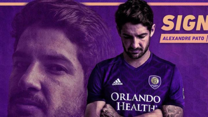 Alexandre Pato signs for Orlando City