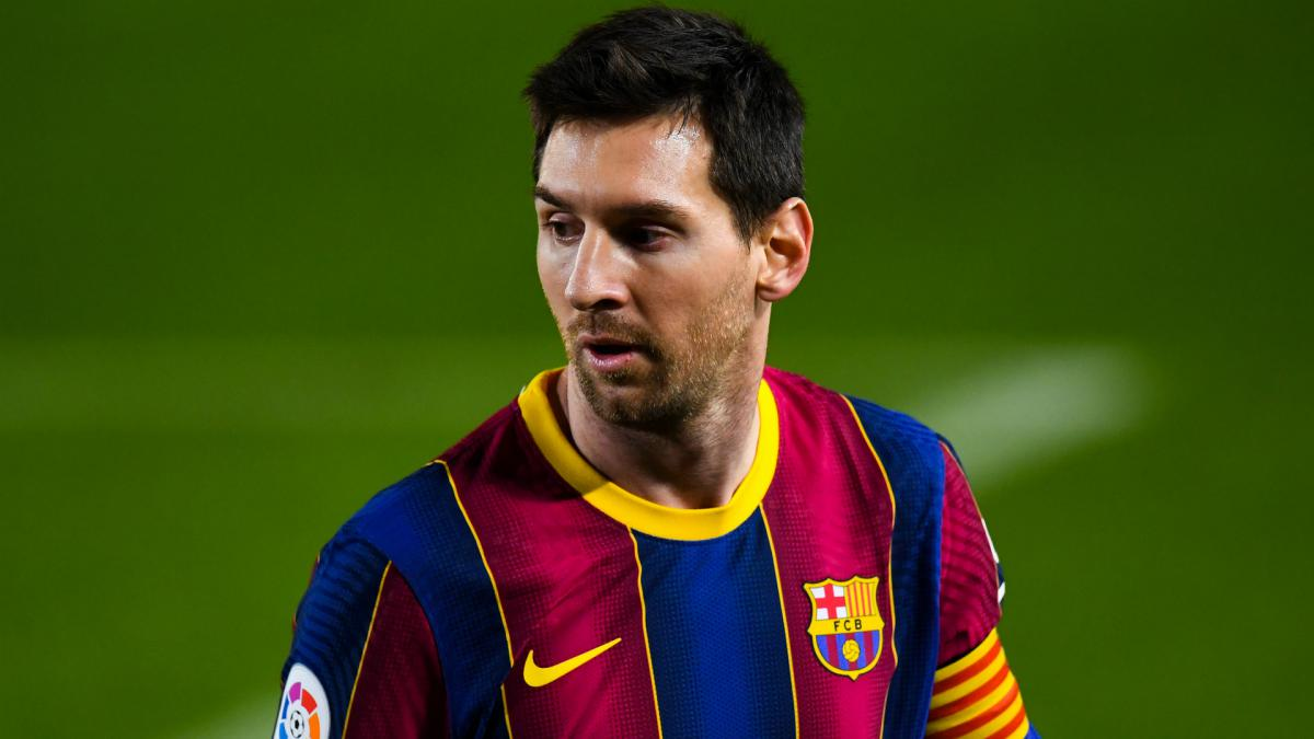 Messi wants love and silverware not money amid Barca doubts, insists Laporta