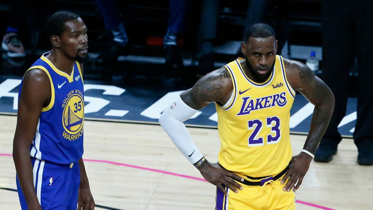 NBA Big Game Focus: LeBron-KD reunion may have to wait as Lakers host Nets
