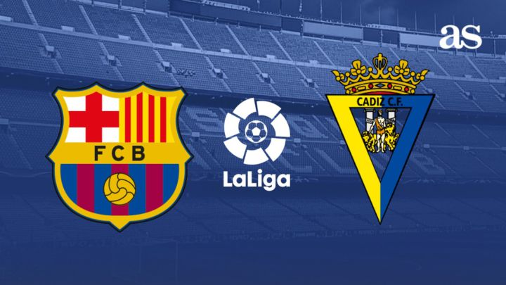 Barcelona vs Cádiz: how & where to watch - times, TV, online