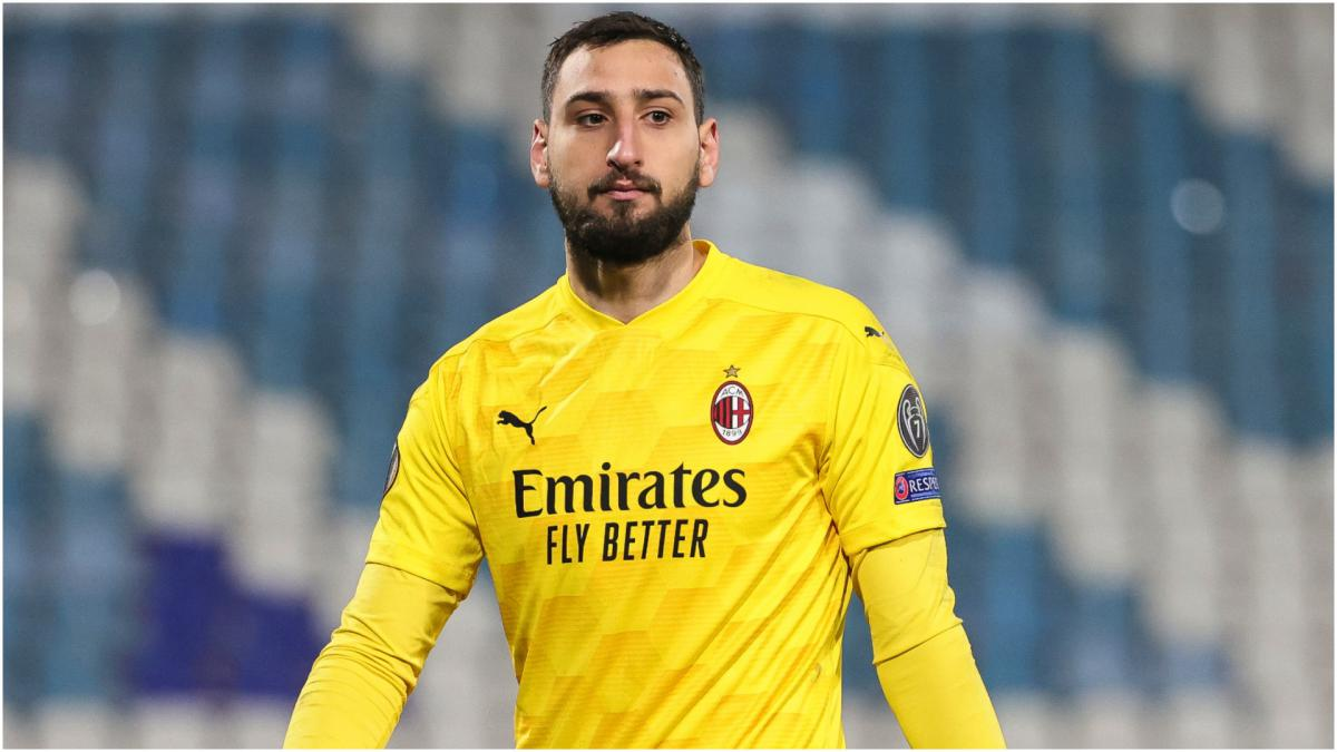 Donnarumma breaks Buffon record as Milan goalkeeper reaches milestone