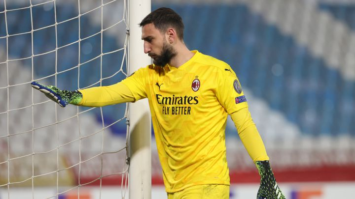 Donnarumma: Manchester Utd close to sealing deal for Milan stopper