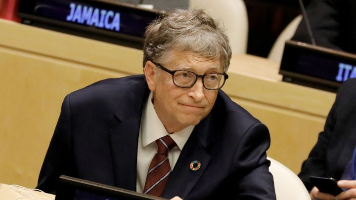 What has Bill Gates said about greenhouse gases?