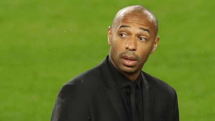 Thierry Henry to stay in Major League Soccer... for now