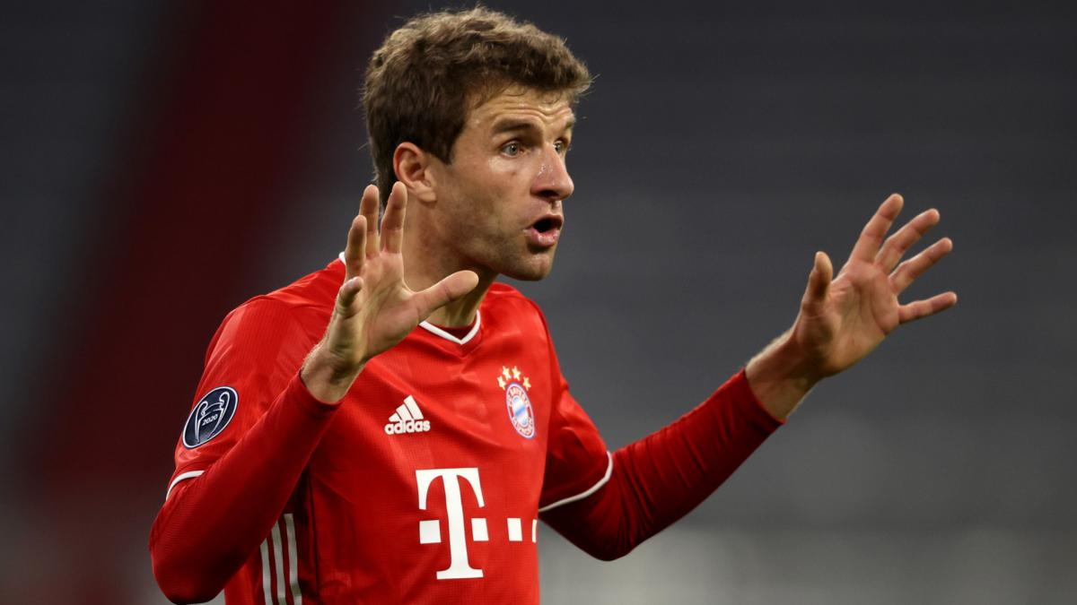 Marvel Muller back in Bayern training after COVID isolation