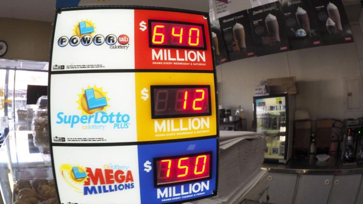 How much do you get if you have 1, 2 or 3 Powerball numbers?