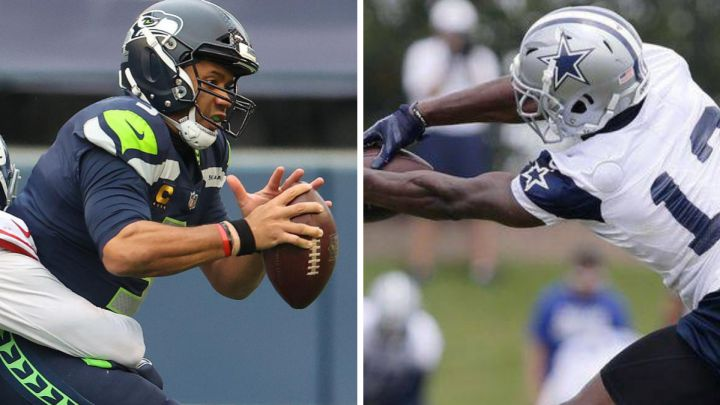 Is a trade between Russell Wilson and Dak Prescott possible?
